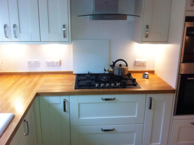 Kitchen Units & Lighting 2